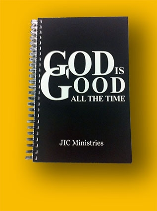 """God is Good"" Notebook"